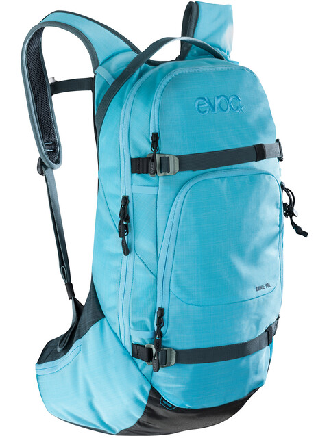 EVOC Line Backpack 18l heather-neon blue